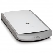 Scanner de Base Plana HP Scanjet G2410 | Revisada