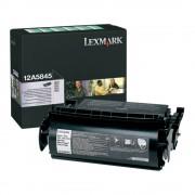 Toner Lexmark Original 12A5845 Black | T610 T612 T614