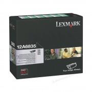 Toner Lexmark Original 12A6835 Black