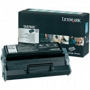 Toner Lexmark Original 12A7400 Black