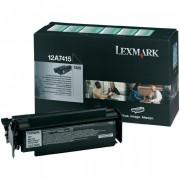 Toner Lexmark Original 12A7415 Black
