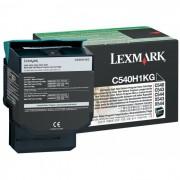Toner Lexmark C54X Original C540H1KG Black  C540 | C544 | X543