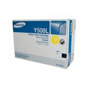 Toner Samsung Original CLT-Y508L Yellow | CLX-6250 | CLP-670 | CLX-6220 | CLP-620
