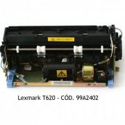 Unidade Fusora original Lexkmark 99A2402 com Lexmark T620/ T620