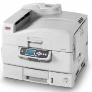 Impressora Okidata LaserJet C9850HDN Color Duplex