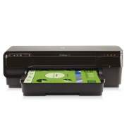 Impressora HP Officejet 7110 A3 CR768A Colorida Wi-Fi/ ePrint