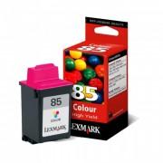 Cartucho Lexmark 85 Original 12a1985 Color