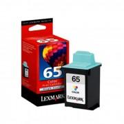 Cartucho Lexmark 65 Original 16G0065 Color