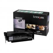 Toner Lexmark Original 12A8420 Black