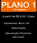 Aluguel de Impressoras | Comodato de Impressoras | Plano 1 a partir 129,00