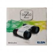 Binóculos Elgin Z-04X30 Angulo 10,5 Graus - Zoom 4X - 46rbinz0430f + bolsa