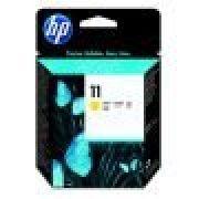 Cabeça de Impressão HP 11 C4813A Yellow | 100ps | 510ps Sem Caixa
