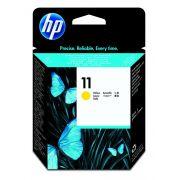 Cabeça de Impressão HP 11 C4813A Yellow | 100ps | 510ps | 800ps | K850 | CP1700