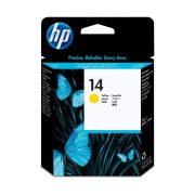 Cabeça de impressão HP 14 C4923A Yellow | CP1160 | 7110XI | D125XI | D155XI