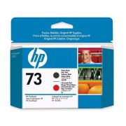 Cabeça de impressão HP 73 CD949A Matte Black | Chromatic Red | Z5200 | Z3200 SEM CAIXA