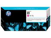 Cabeça de impressão HP 81 C4952A  Magenta | 5000 | 5000ps