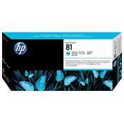 Cabeça de impressão HP 81 C4954A Light Cyan | 5000 | 5000ps