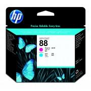 Cabeça de Impressão HP 88 C9382A Magenta | Cyan | K5400 | K550 | K8600 | L7480 | L7590 | L7680 | L7780