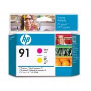 Cabeça de Impressão HP 91 C9461A Magenta | Yellow | Z6100 | Z6100PS