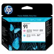 Cabeça de Impressão HP 91 C9462A Light Magenta | Light Cyan | Z6100 | Z6100PS
