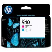 Cabeça de Impressão HP 940 C4901A Magenta | Cyan | 8000 | 8500