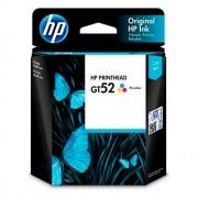 Cabeça de Impressão HP Gt52 Color M0h50a Sem Caixa