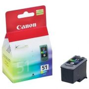 Cartucho Canon Original CL51 Color 21ml