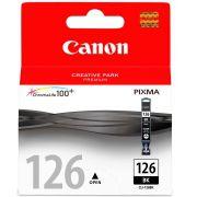 Cartucho Canon Original CLI126BK Black 9ML