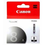 Cartucho Canon Original CLI-8BK | iP3500 | iP4200 | iP4300 | iP4500