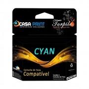 Cartucho Compatível com HP 11 C4836A Cyan | Deskjet 10/ 20/ 50/ 70/ 100/ 110/ 120/ 9110