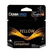 Cartucho Compatível com HP 11 C4838A Yellow | Deskjet 10/ 20/ 50/ 70/ 100/ 110/ 120/ 9110