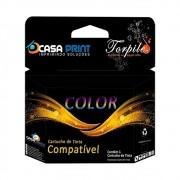 Cartucho Compatível com HP 122XL CH564HB Color | deskjet 1000 / 2000 / 2050 / 3050