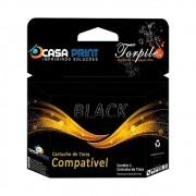 Cartucho Compatível com Lexmark 10N0016 10n0017 Black