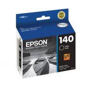 Cartucho Epson 140 Original T140120 Black |  TX560WD | TX620FWD | WF-3012 | T42WD Sem Caixa
