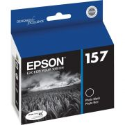 Cartucho Epson 157 Original T157120 Photo Black | Stylus R3000