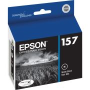 Cartucho Epson 157 Original T157820 Matte Black | Stylus Photo R3000​