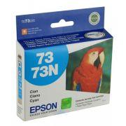 Cartucho Epson 73N Original T073220 Cyan | Stylus C79 | CX5900 | TX200