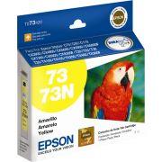 Cartucho Epson 73N Original T073420 Yellow | Stylus C79 | CX5900 | TX200