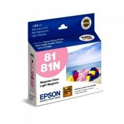 Cartucho Epson 81n Original T081620 Light Magenta | SEM CAIXA