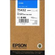 Cartucho Epson Original T543200 Cyan ´Sem Caixa´