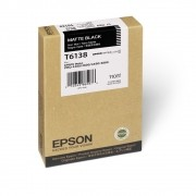 Cartucho Epson Original T613800 Matte Black | Pro 4400 | 4450 | 4800 | 4880