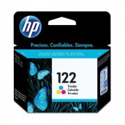 Cartucho HP 122 Original CH562HB Color | 1000 | 2000 | 2050 | 3050 SEM CAIXA