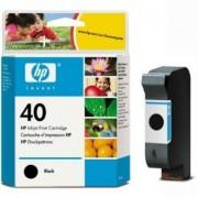 Cartucho HP 40 Original 51640A Black | 230 | 430 | 650 | 1200ps