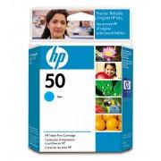 Cartucho HP 50 Original 51650C Cyan | 230 | 250 | 650