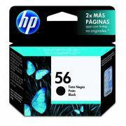 Cartucho HP 56 Original C6656AB Black | Deskjet 9680 | Fax 1240 | SEM CAIXA