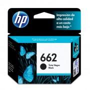 Cartucho HP 662 Original CZ103AB Black | 3516 | 4646 | 2646