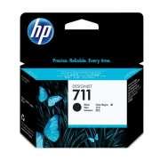 Cartucho HP 711 Original CZ133AB Black (Alta Capacidade)  | T120 | T520