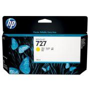 Cartucho HP 727 Original B3P21A Yellow | T920 | T930 | T1500 | T1530 | T2530 | T2500