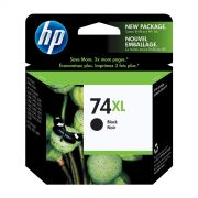 Cartucho HP 74XL Original CB336WB Black | D4260 | J6480 | C4440 | C4599