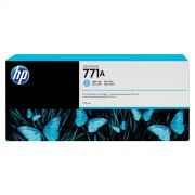 Cartucho HP 771 Original B6Y20A | CE042A Light Cyan | Z6200 | Z6600 | Z6800